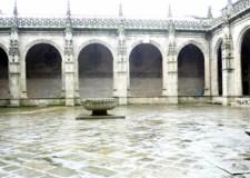 Claustro catedral de Santiago