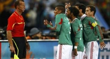arbitro mexico
