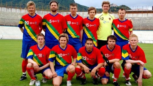 Seleccion Futbol Suecia la Selección de Fútbol de