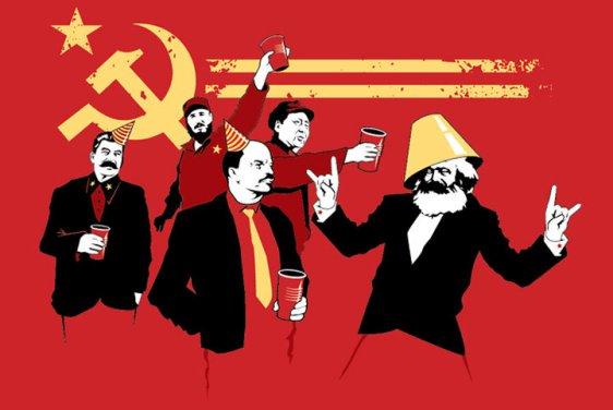 Marx, Mao, Fidel