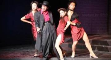Zoot Suit, montada por la Compañía Nacional de Teatro