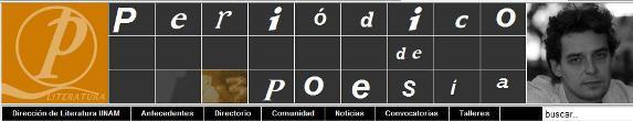periódico poesía