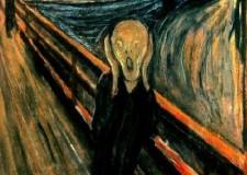El grito original Munch