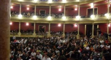 Inauguración de la Muestra Nacional de Teatro 2010