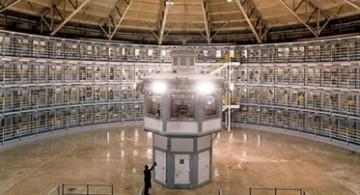 El panóptico de Jeremy Bentham