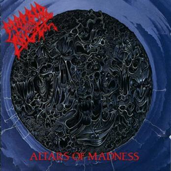 1989 Morbid Angel - Altars Of Madness