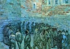 La ronde des prisonniers, Vincent Van Gogh