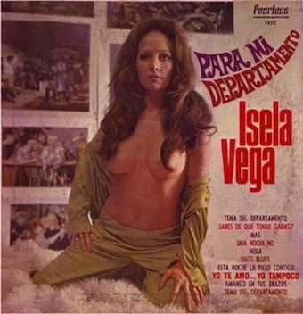 Para mi departamento_Isela Vega