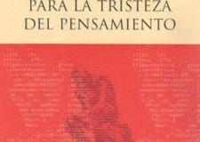 DIEZ (POSIBLES) RAZONES PARA LA TRISTEZA DEL PENSAMIENTOFONDO DE CULTURA