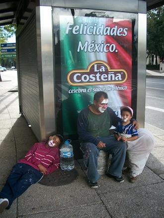 Felicidades México