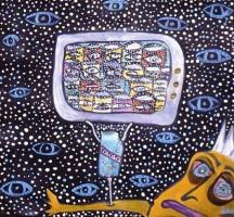 Tv junkie