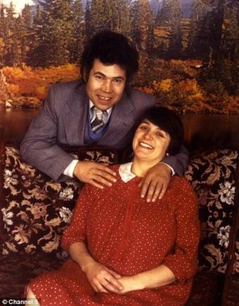 Rosemary y Fred West