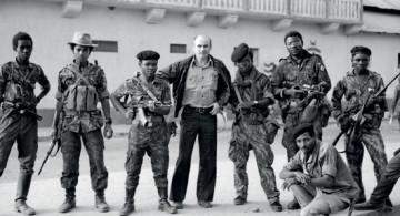Kapuscinski en Angola