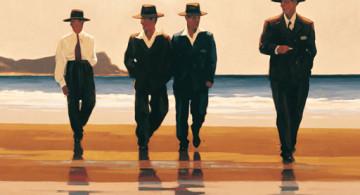 The Billy Boys © Jack Vettriano