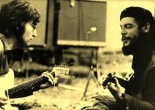 Lennon y Che Guevara
