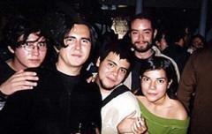 Lumen lab, Nebula 3, Destreza, Carrie y Transistor, 2003