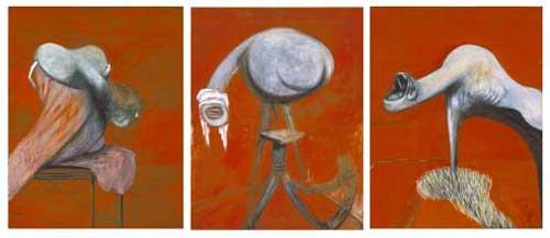 Francis bacon retratos del dolor revista replicante - Tres estudio ...