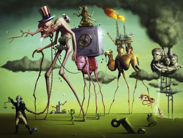 Ilustración de Tiago Hoisel. www.old