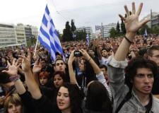 indignados griegos