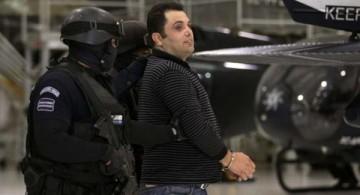 """""""El Molca"""", líder de La Resistencia."""