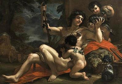 Dioses Griegos Dionisio-dios-del-vino