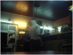 El bar Luz.