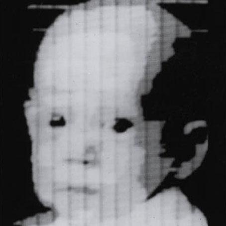 La primera fotografía digital.
