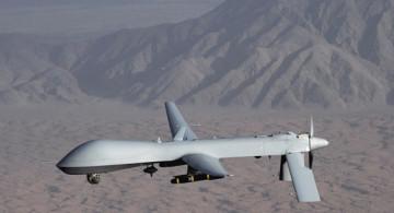 Drone. Foto © Reuter.