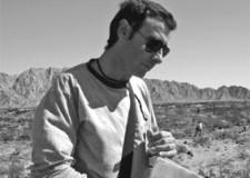 Imanol Caneyada, un vasco avecindado en el desierto de Sonora.