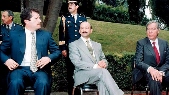 Instantánea del poder, 1993.