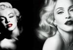 Marilyn y Madonna.