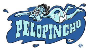 """¡Pelopincho...! Ilustración de Alejandro Cervera, """"Cebolla""""."""