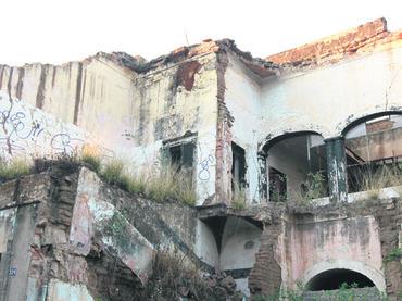 Deterioro del centro histórico de Guadalajara. Foto © El Informador.