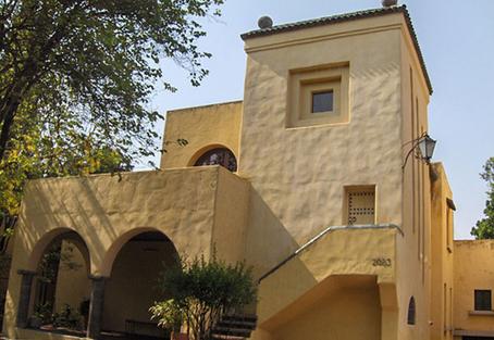 La Casa ITESO-Clavigero, de Luis Barragán.