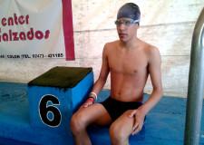 Agustín Chavez, de dieciséis años. Fotos de Juan Mascardi