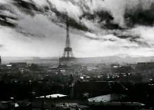 Chris Marker, fotograma de La Jetee, la destrucción de París.