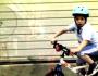 Fotograma de Un desafío en bicicleta.