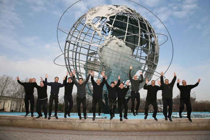 La Spanish Harlem Orchestra.