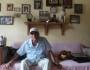 Tony Camargo y sus recuerdos. Foto © Juan Mascardi.